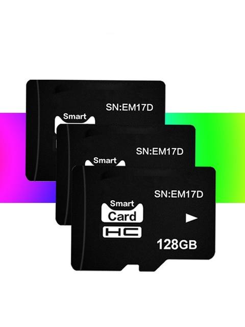 Scheda di memoria Del Telefono 16GB 4GB 8GB 32GB Flash Card TF Per Micro SD SD da 128GB carte di 64GB Per Il Telefono Tablet Macchina Fotografica Dropship