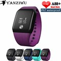 YANZIWU New Arrive A88+ Smart Wristbands Dynamic Band Heart rate monitor Blood Oxygen Monitor Smart Watch With Sleep Tracking