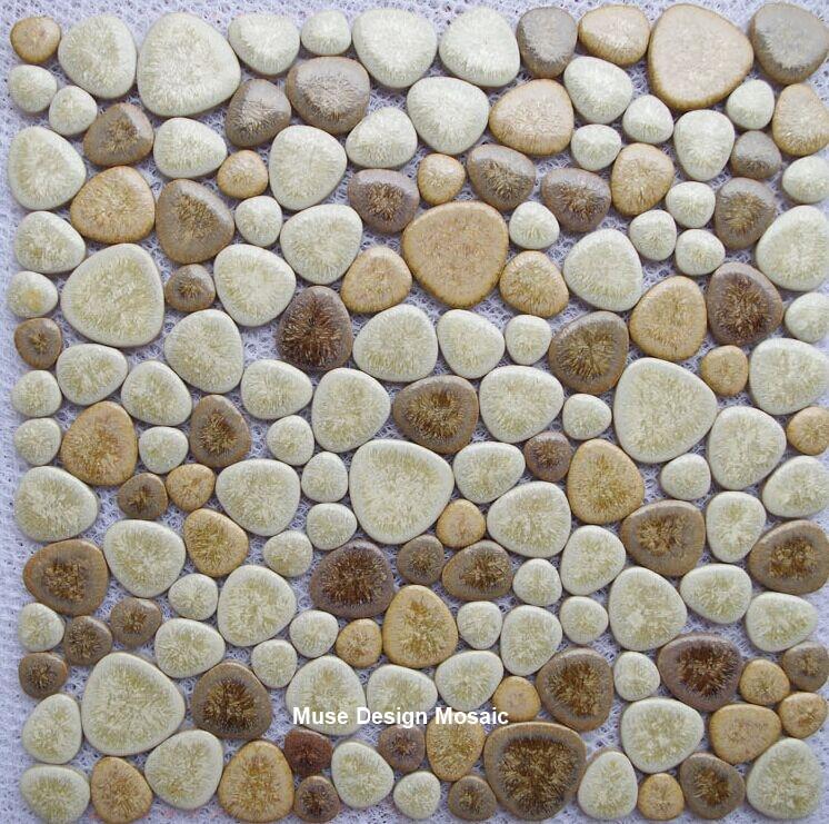 Promoción de Beige Mosaico Backsplash - Compra Beige Mosaico ...