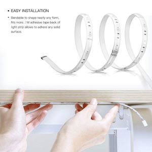 Image 4 - Xiaomi Yeelight RGB LED 2M Smart Light Strip Smart Home for APP WiFi Works with Alexa Google Home Assistant 16 Million Colorful