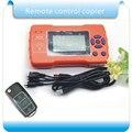 Frete grátis Carcode universal detector de rádio receptor de sinal do controle remoto copiadora de chaves de controle remoto sem fio + 4 pcs remotas