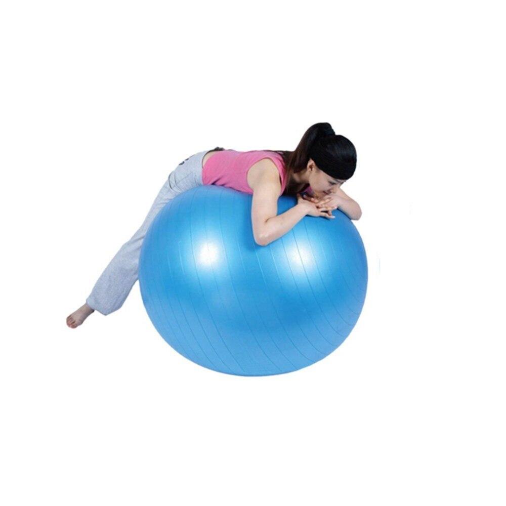 37 pouces 95 CM Haute Résistance D'exercice Anti-Éclatement Ballon de Yoga Eco-pvc Multi Gym Entraînement De Fitness Entraînement Stabilité Boules D'équilibre