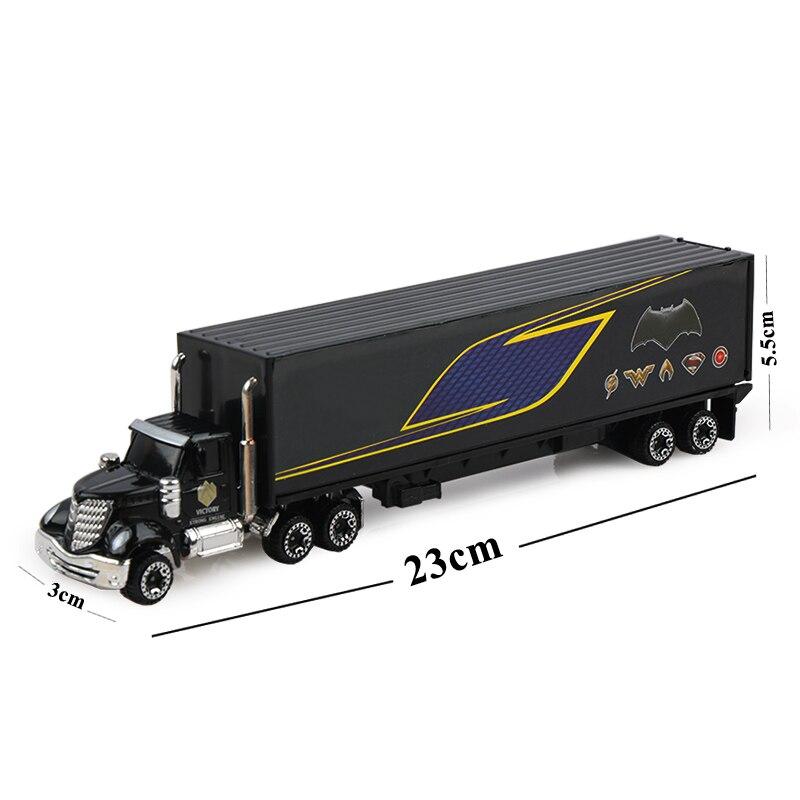 Truck Model Classic Cars 7pcs Set 11