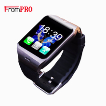 FROMPRO New smartwatch LG118 Bluetooth Smart Watch WristWatch Support NFC Camera SIM Card HD Screen for Apple IOS Android Phone