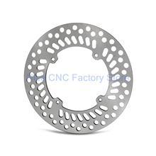 Motorcycle Front Rotor Brake Disc For Honda CR125 MTX125 XL125 MTX200 CR250 CR500 XR250 XR350 XR600 CRM250 XL600 XLR250R