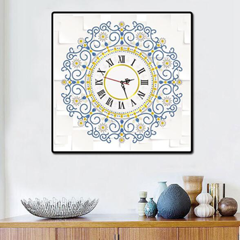 3D Special Shaped Diamond Embroidery Flower Wall Clock 5D DIY Diamond Painting Cross Stitch Diamond Mosaic Crafts Decor gift a173D Special Shaped Diamond Embroidery Flower Wall Clock 5D DIY Diamond Painting Cross Stitch Diamond Mosaic Crafts Decor gift a17