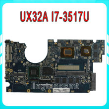 UX32A Laptop Motherboard for ASUS UX32VD rev2.4 2.2 Main board i7-3517u cpu integarted HD Graphics 4000 2GB VRAM 100% Tested