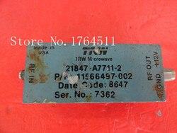 [BELLA] TRW Microwave 21847-A7711-2/11566497-002 12V SMA amplifier supply