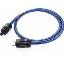 MPS C-280eu European standard HiFi 99.9997% OFC 24K Gold Plated  3Pin Power Cord Cable  DVD CD amplifier AC Power cable