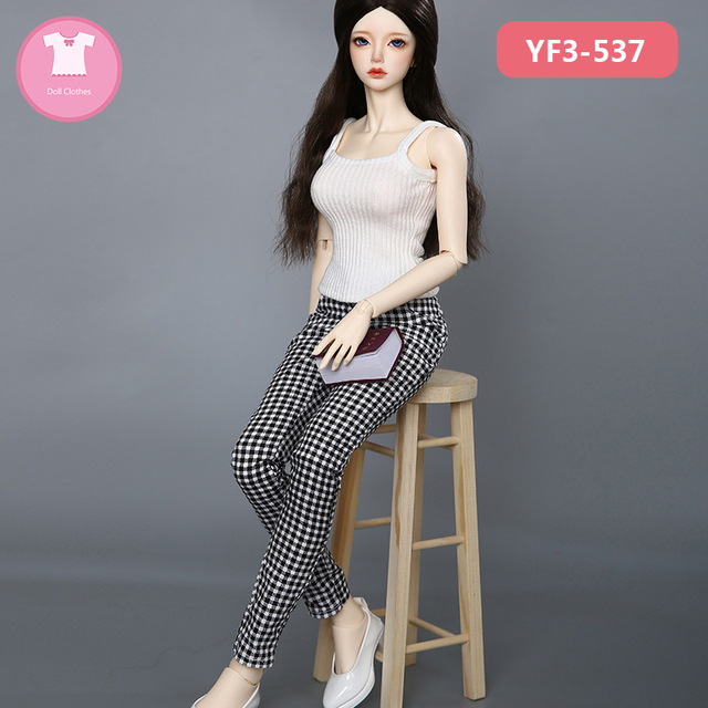 BJD Clothes Iplehouse SID 1/3 BJD SD Sexy Dress Beautiful Doll Clothes Repair The Body OUENEIFS  luodoll