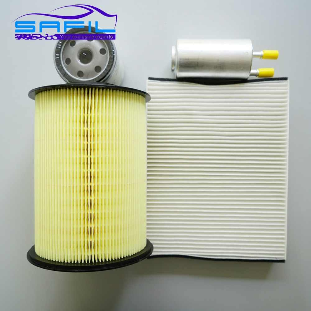 medium resolution of set filters for ford focus air oil cabin air fuel filter 7m519601ac cv6z