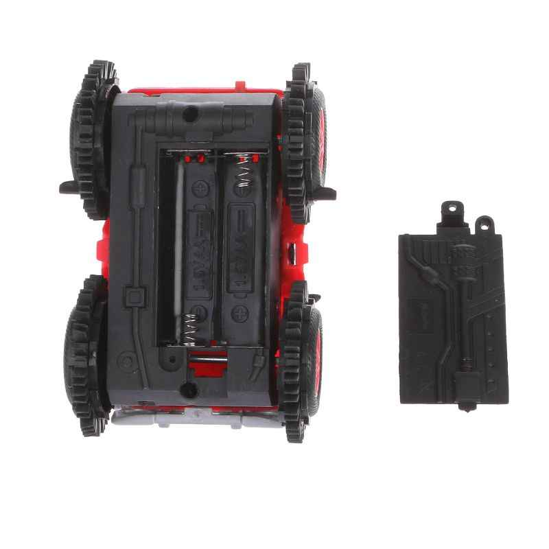 Mini elétrico Rolo Dublê Caminhão Fora de Estrada Carro de Escalada Bateria Operado Crianças Presente