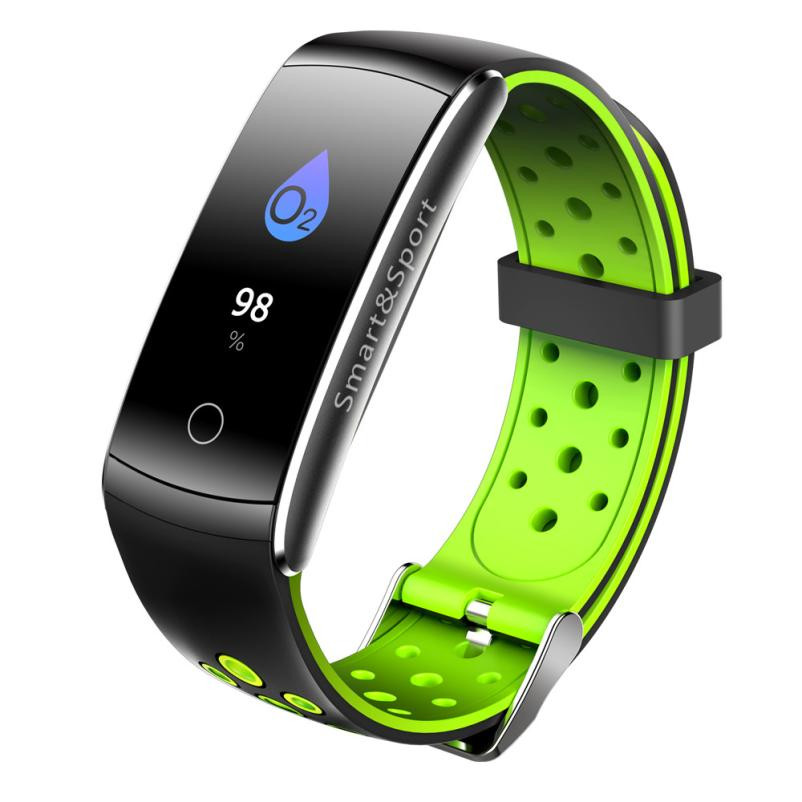 High Quality Bluetooth Smart Watch Bracelet Fitness Heart Rate Monitor For Android For IOS Information Reminder