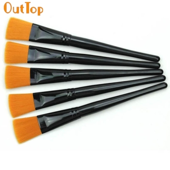 Cosmetic Makeup Mask Brush Fiber -1 PC
