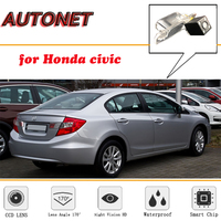 AUTONET camera for Honda civic ek Ninth generation MK9 sedan hatchback 2012~2015/Reverse Camera CCD Night Vision