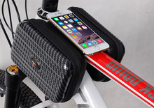Bicycle riding bag mountain bike tube bag bicycle equipment accessories saddle bag