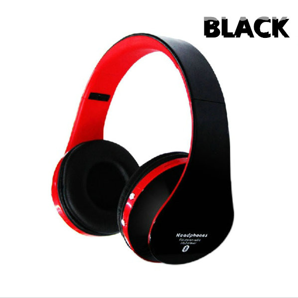 wholesale Wireless Bluetooth Headphones Portable Earphone for iPhone Samsung Xiaomi Stereo Headset Support SD Card+FM Radio bluedio t4 original wireless headphones portable bluetooth headset with microphone for iphone htc samsung xiaomi music earphone