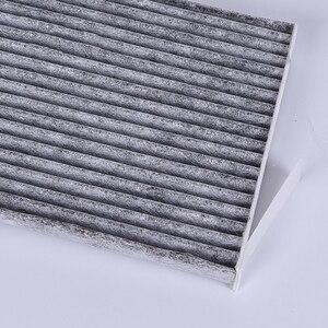 Image 5 - Kabine Filter Fit Für PEUGEOT 301 1,6 VTi Modell 2013 2014 2015 2016 2017 2018 2019 1Pcs Auto Kabine filter Zubehör Oem T1029421D