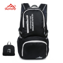 Folding Molle Backpack Outdoor Hiking Camping Traveling Bag Ladies Sport PackBag for Women Rucksack