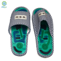 KONGDY 1Pair Foot Massage Slipper Foot Acupoint Slipper Foot Care Shoes Pain Relief Promote Blood Circulation
