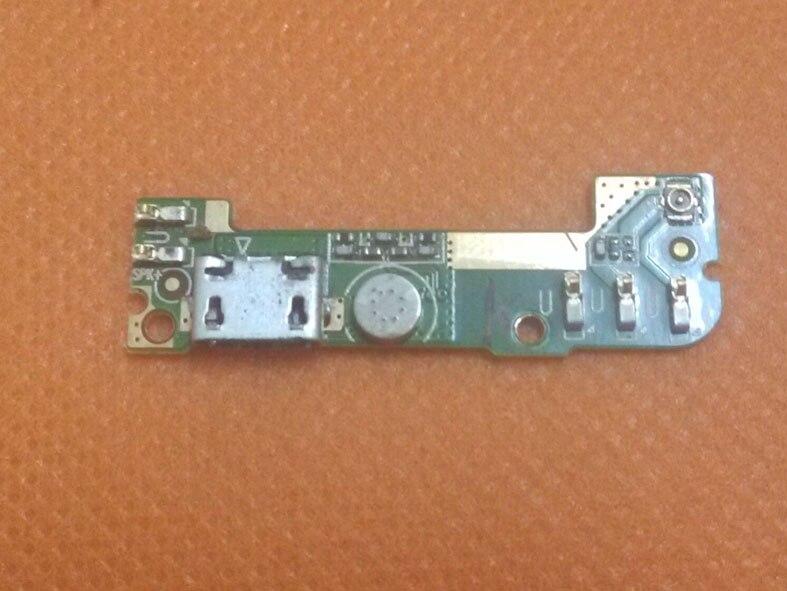 Used Original USB Plug Charge Board For JIAYU G5S MTK6592 Octa Core 4.5 inch HD 1280x720 Free shipping