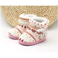 Baby Girl Shoes Todder First Walkers Shoes Infant Girls Prewalker Animal prints Soft Sole Shoes
