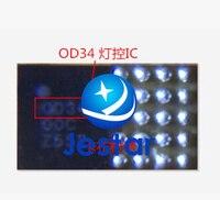 5pcs/lot OD34 0D34 20pin  light control IC for samsung  C5000 C7000 MS-C5000