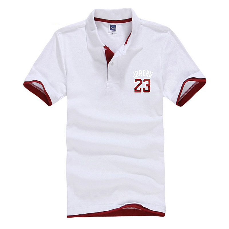 Brand New Men's   Polo   Shirt Men Cotton Short Sleeve Shirt Sportspolo Jerseys Golftennis Plus Size M-3XL Camisa   Polos   Homme