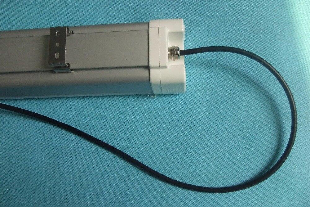 6 Pack Led Tri-preuve lumière 2FT 600mm 3FT 900mm 30 W 40 W lampe extérieure haute luminosité remplacer la lumière fluorescente AC100-277V - 6