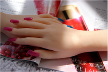 Free shipping!Fake Hands,silicone hands and feet/fetish sex, realistic mannequin hands, ring display ,Sexy Woman Hands