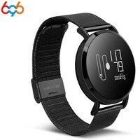 696 CV08 IP67 waterproof digital smart watch with heart rate/blood pressure/0.95 OLED display digital men metal watch