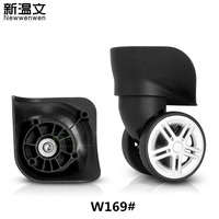 Replacement Luggage Wheels Repair Suitcase Wheel Accessories Replacement Spinner Wheels For Luggage