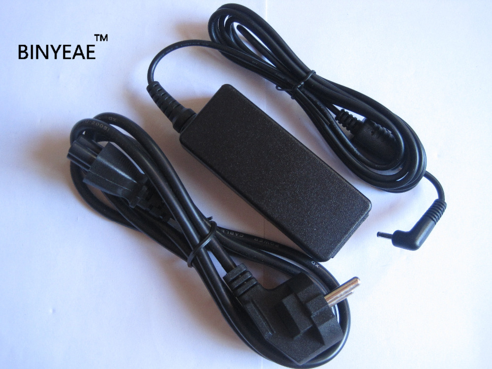 12V 3.33A 40W AC Power Adapter Charger for Samsung XE303C12-A01UK XE303C12-H01US Chromebook With Power Cord