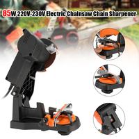 85W Portable Electric Chainsaw Sharpener Chain Saw Grinder Grinding Machine Woodworking Power Tool for Garden Tools