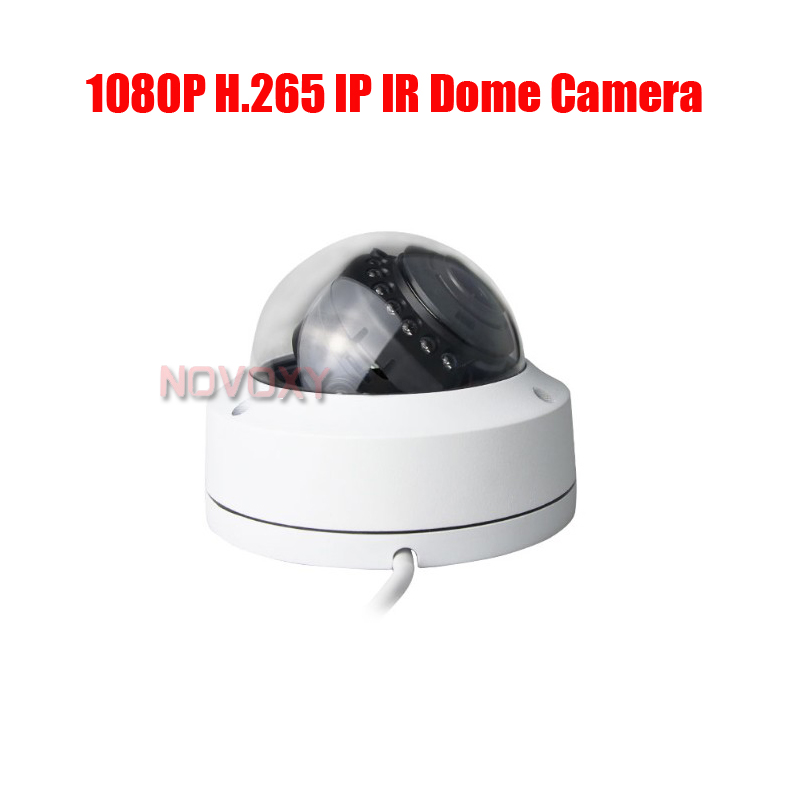 Free Shipping 2MP IP Dome camera 2pcs Array LED 1080P CMOS HD IP IR Dome Camera Infrared Night Vision CCTV IP Camera IP CAM цена 2017