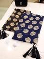 Good quality! women's autumn and winter Velvet chiffon steller's tassel scarf silk long scarf ultralarge cape