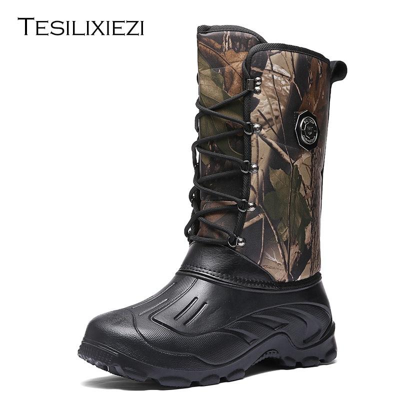 Outdoor Tactical Sport Hiking Shoes Men Men's Tactical Boots