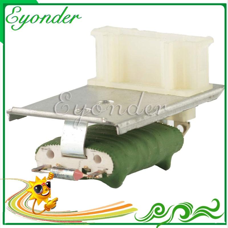 Ventilador Calentador Motor Ventilador Resistor Nuevo Ford Fiesta 2001-2015