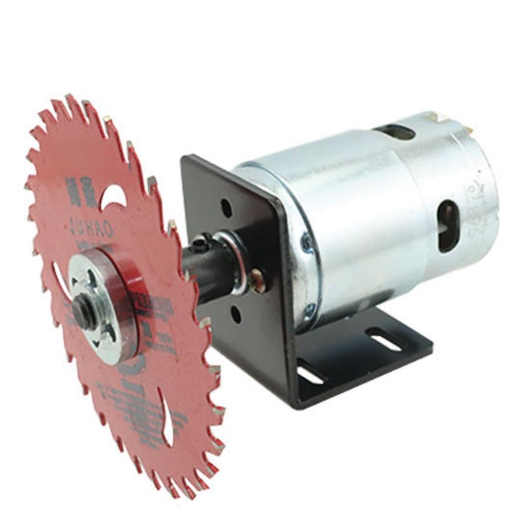 895 Motor High-power Circular Saw  DC 12-24V  368W Power Circular Saw Multifunctional DIY Circular Saw Mini Cutting Machine