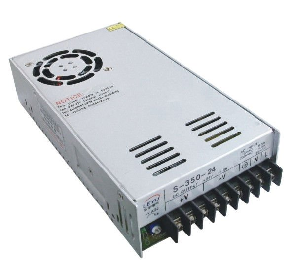 High frequency 7.5v ac dc S-350-7.5 single output switching power supply CE RoHS approved real factory best price s 350 5 single output switching power supply ce rohs approved 5v dc output power supply