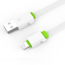 LDNIO LS01 2M Portable Micro USB 2.0 Cable Sync Data Charger Cable For iPhone 5 6 6s Plus For Samsung Galaxy Android Phone