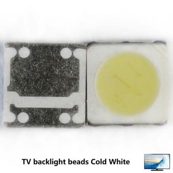 100PCS FOR LCD TV repair Replace LG SEOUL UNI led TV backlight strip lights with light-emitting diode 3535 SMD LED beads 6V-6.8V