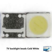 100PCSสำหรับLCD TVซ่อมเปลี่ยนLGโซลUNI Led TV Backlight StripไฟLight Emitting Diode 3535 SMD LEDลูกปัด 6V 6.8V