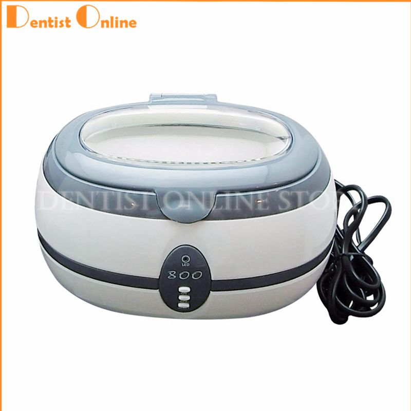Dental Lab Equipment Ultrasonic Cleaner VGT-2000 With Digital Display 600ml For Dentist gt sonic vgt 1730qtd professional ultrasonic cleaner washing equipment