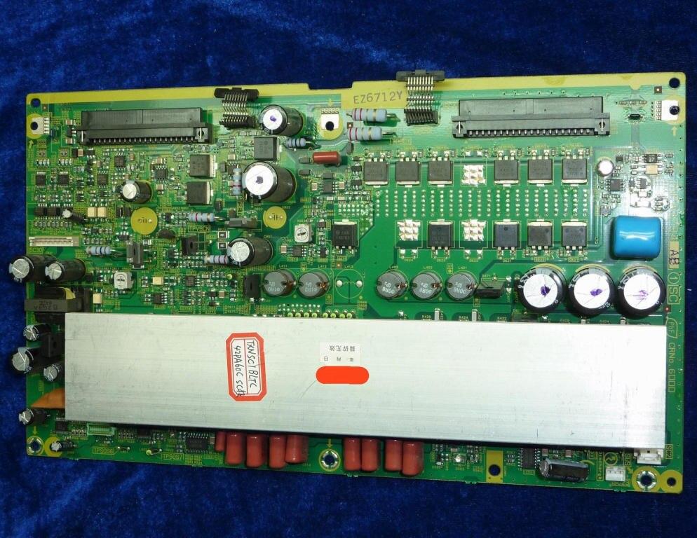 TNPA3794AB For Panasonic Plasma TV SC Board original tnpa5082ap plasma tv z board