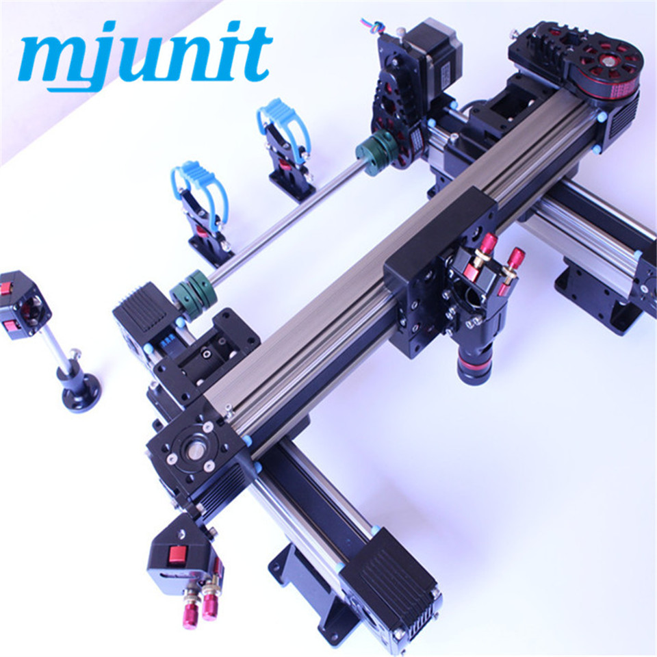 1550X1050 one head Laser cutting machine cnc linear belt drive actuator motion rail module manufacturer belt driven linear slide rail belt drive guideway professional manufacturer of actuator system axis positioning