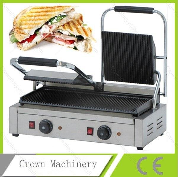 Commercial Panini Grill Panini Press Machine Electric