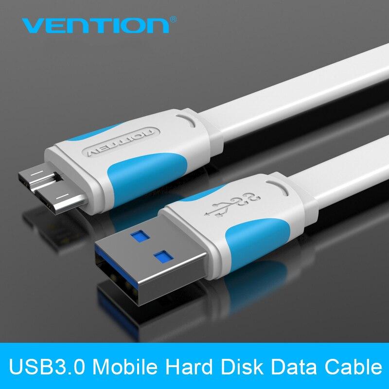 Vention супер Скорость USB 3.0 Micro-B кабель передачи данных быстро Зарядное устройство кабель для жесткого диска <font><b>galaxy</b></font> Note 3 <font><b>Galaxy</b></font> <font><b>S5</b></font>