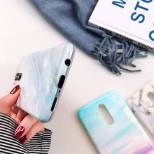 Etui Huawei P20 Pro Marble Case on sFor Coque Huawei P20 P20 Lite Case Soft Silicone Cover for Fundas Huawei P20 Pro Phone Cases