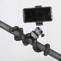 RM 30 Travel Outdoor Mini Bracket Stand Octopus Tripod flexible tripe For phone Digital Camera